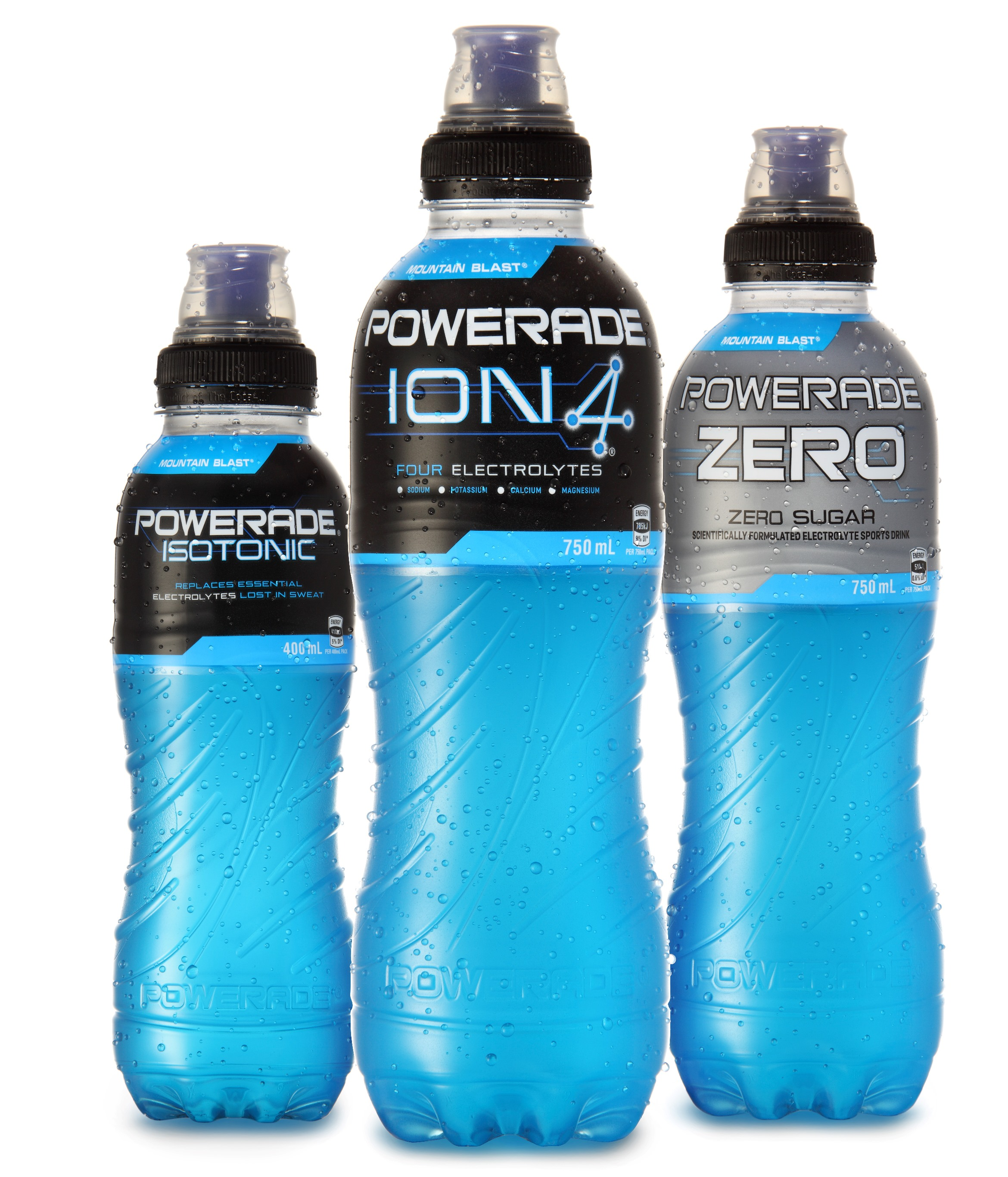 powerade marketing Marketing in 1994, powerade became the official sports drink of the great olympics alongside aquarius powerade's main competition is gatorade marketed by the quaker oats company, a.
