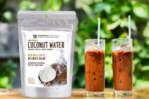 THIRST-QUENCHING DRINK WITH A REAL COFFEE HIT