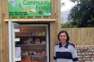 community-fridge