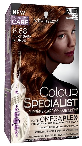 Colour Specialist 668 Fiery Dark Blonde 3D LF-0040887