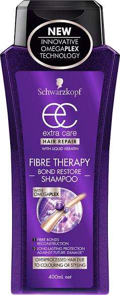 EC Fibre Therapy Shampoo 400ml-0040944
