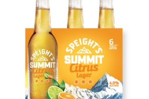 REFRESHING TWIST FROM SPEIGHT'S