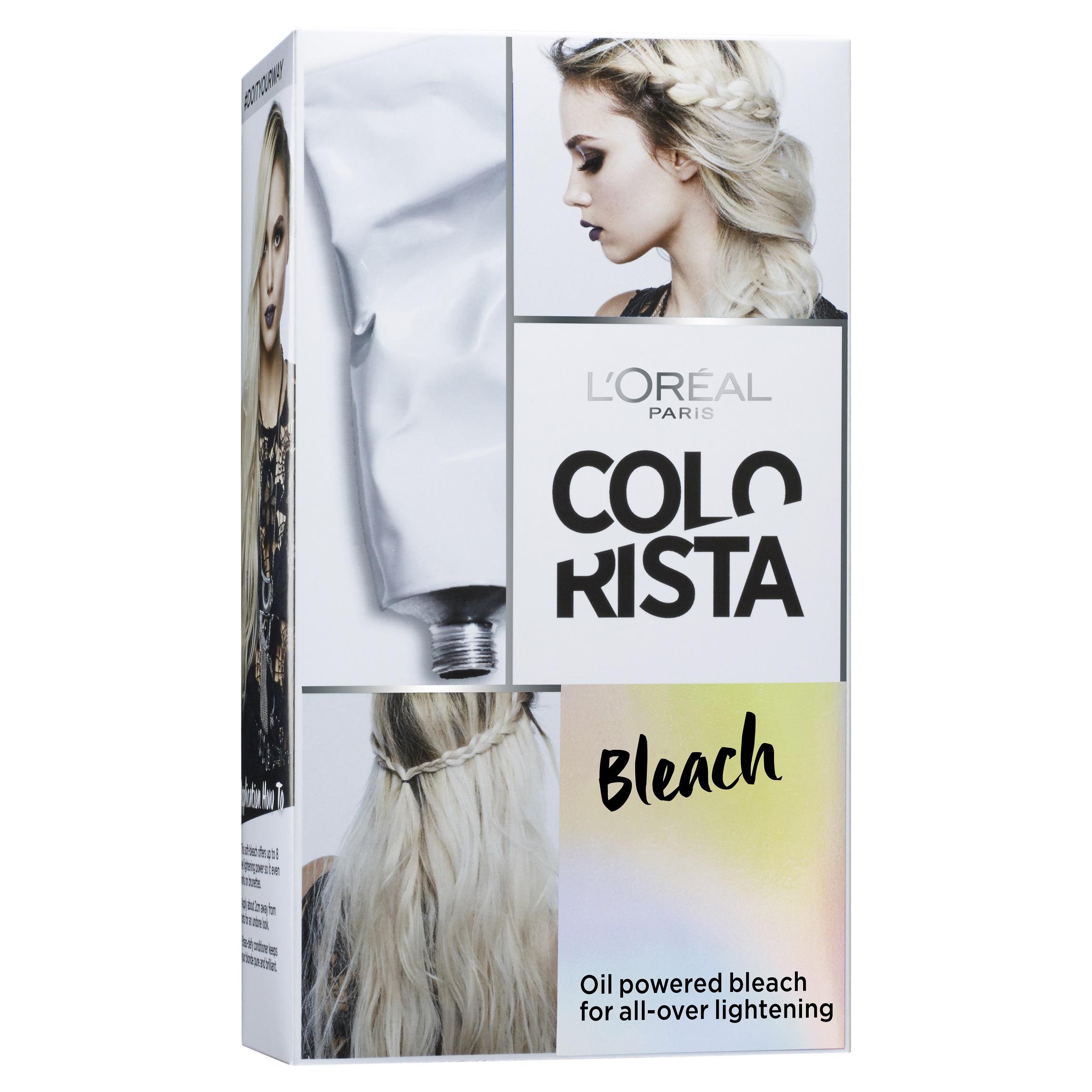 L'Oréal Paris Colorista Effects Bleach RRP$19.99
