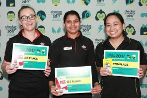 WAIKATO'S CHECKERS GO FOR GOLD