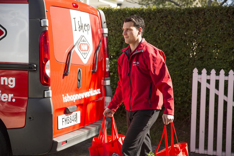 Delivering an order