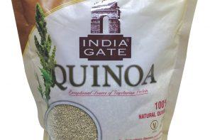 INDIA GATE'S LATEST LAUNCH QUINOA