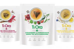 TASTE WELLBEING WITH TI ORA