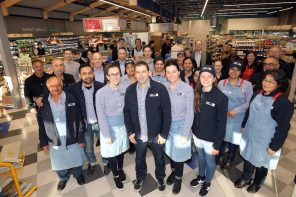 FOODSTUFFS OPENS SECOND FRESH COLLECTIVE BY NEW WORLD