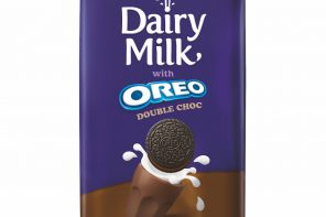 CADBURY RELEASE NEW OREO DOUBLE CHOC