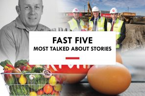 FAST FIVE – MOST TALKED ABOUT STORIES