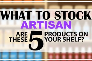 WHAT TO STOCK – ARTISAN EDITION