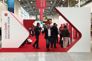 BEVERAGE PREVAILS ONCE AGAIN AT ANUGA