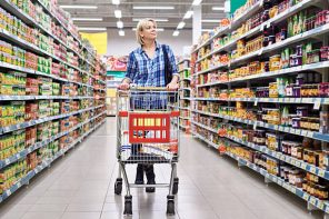 ENCOURAGING MORE SHOPPING TRIPS TO WASTE LESS FOOD