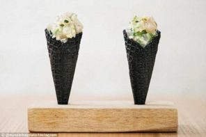WILL SAVOURY ICE CREAM BE SAVOURED?