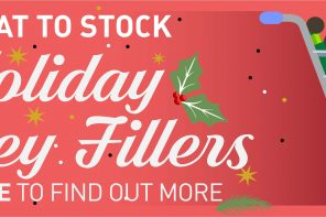 WHAT TO STOCK – HOLIDAY TROLLEY FILLERS EDITION