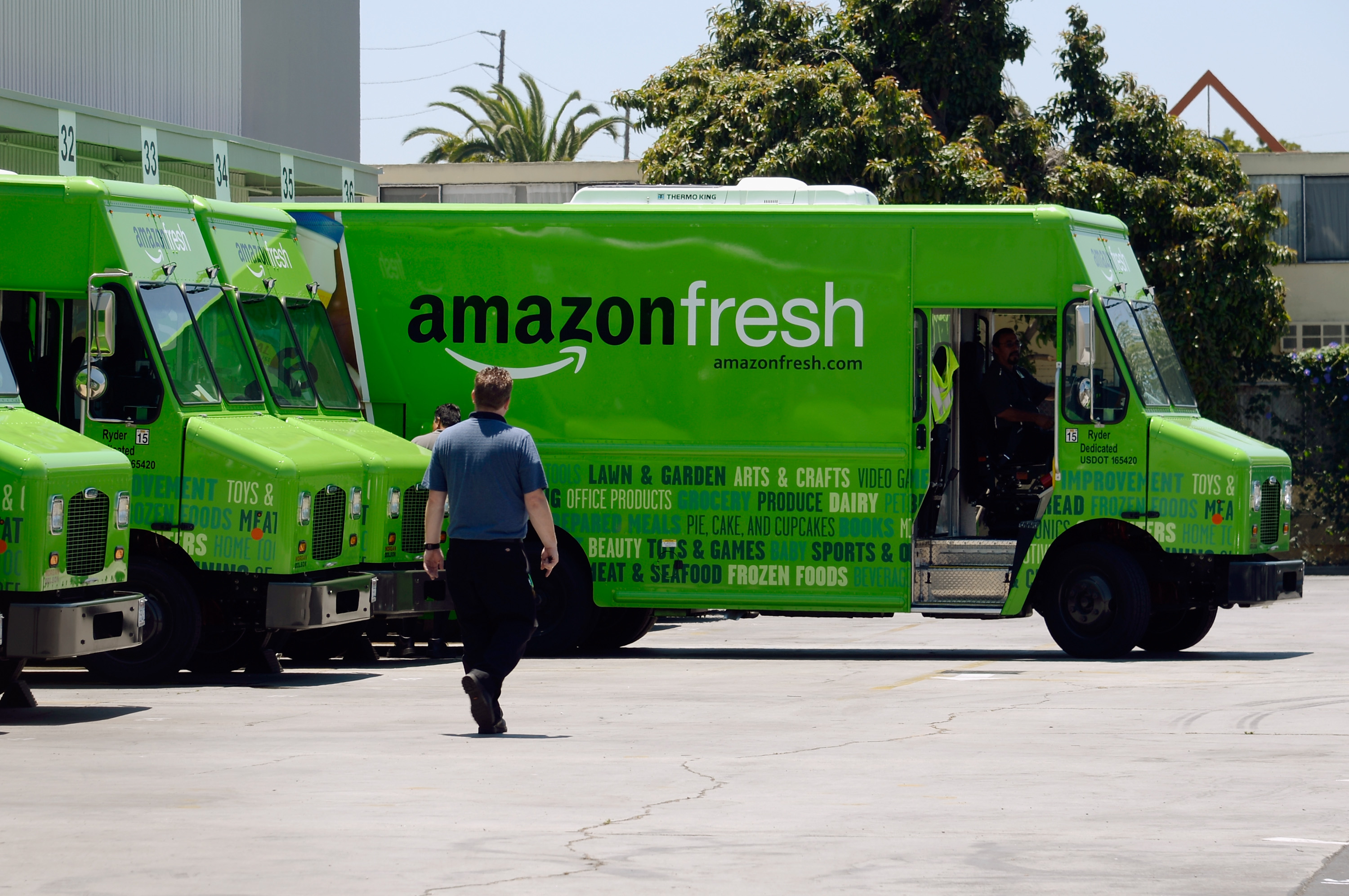 Amazon Grocery 2017 Review Supermarket News