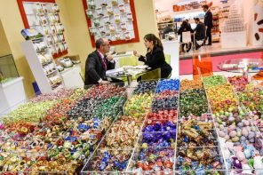 SWEETS AND SNACKS IN HIGH DEMAND AT ISM