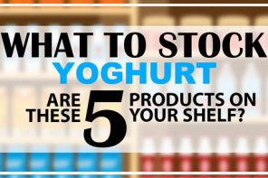 WHAT TO STOCK – YOGHURT EDITION