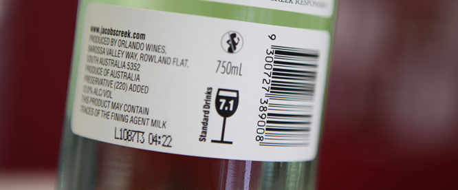 Labels Won T Reduce Alcohol Harm Supermarket News