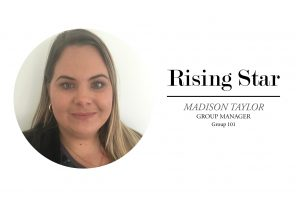 RISING STAR – MADISON TAYLOR