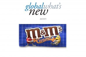 CARAMEL M&M'S LAND ON AUSSIE SHELVES
