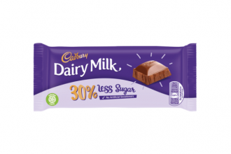 Cadbury Dairy Milk Reduced Sugar Bar