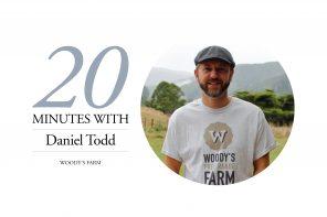 DANIEL TODD, WOODY'S FARM
