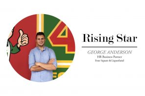 RISING STAR – GEORGE ANDERSON