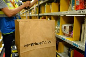 AMAZON DOMINATES U.S ONLINE GROCERY MARKET