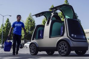 KROGER TRIALS AUTONOMOUS DELIVERY