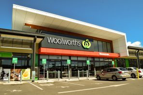 WOOLWORTHS REVEALS POSITIVE GROWTH