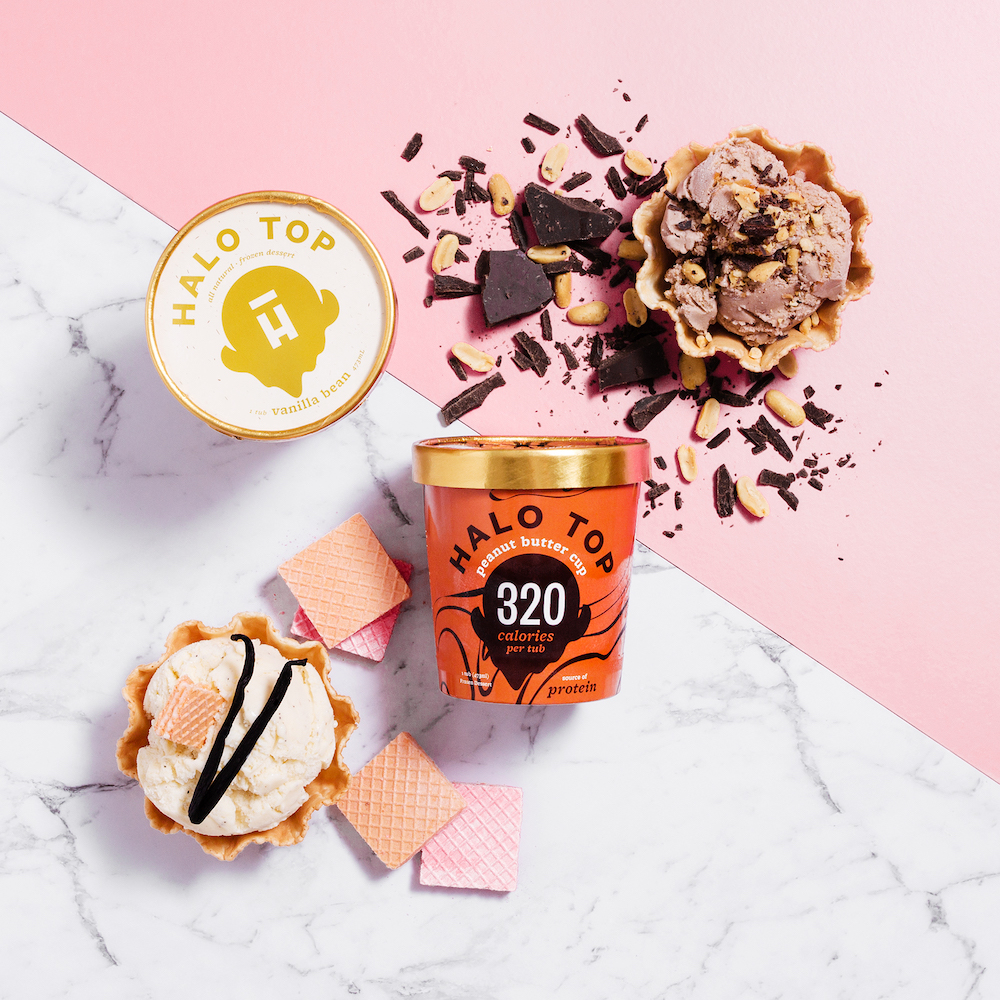 For The First Time New Zealanders Can Experience Halo Top Phenomenon That Has Already Taken US United Kingdom Canada And Australia By Storm