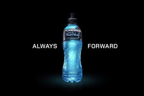 POWERADE MOVES FORWARD