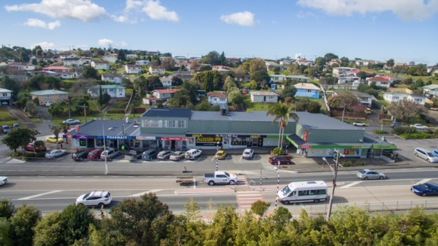 OTAIKA SHOPPING CENTRE FOR SALE