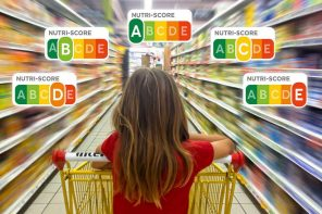 NUTRI-SCORE LABELS HIT SHELVES