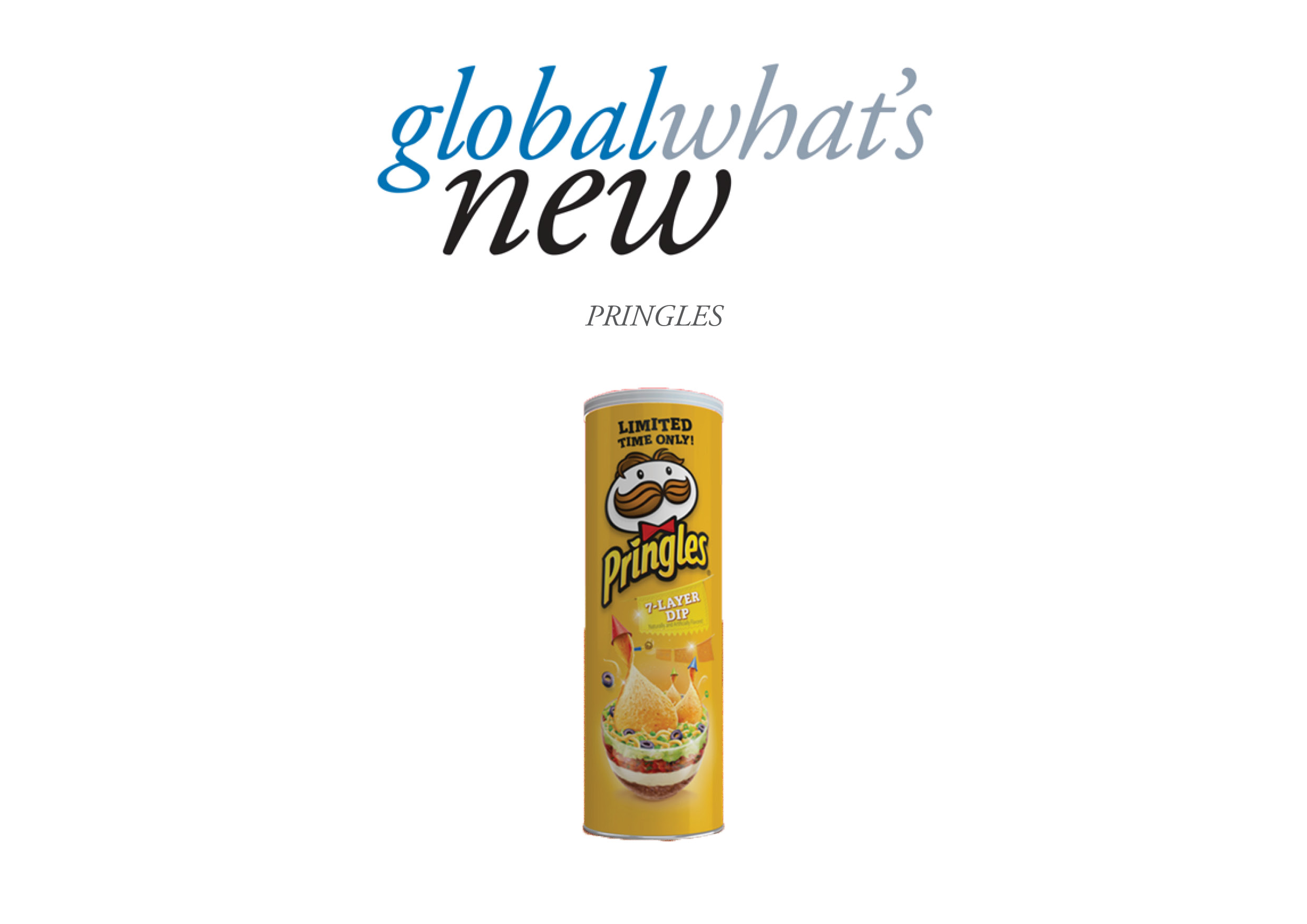 can of pringles seven-layer dip