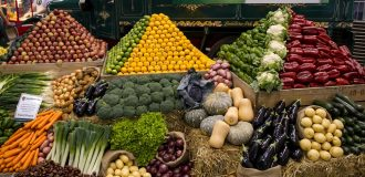 WOOLWORTHS FUNDS ORGANIC PRODUCE