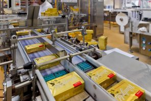 SOARING DEMAND FOR BUTTER
