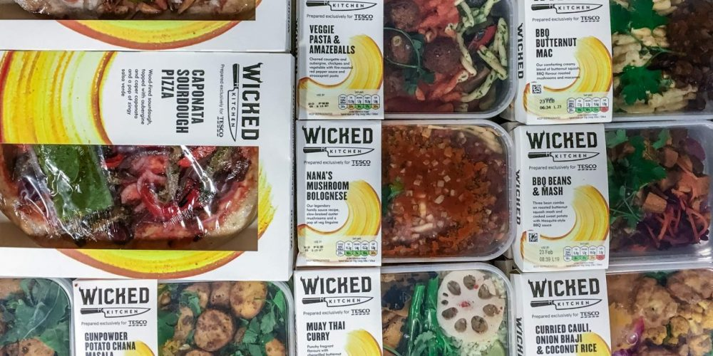 PLANT-BASED RANGE EXPANDS