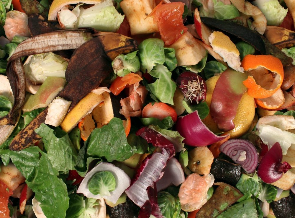 FOOD GIANTS AIM TO HALVE WASTE