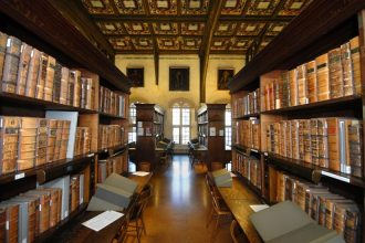 bodleian library at oxford university