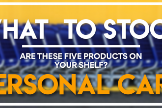 What to Stock - personal care