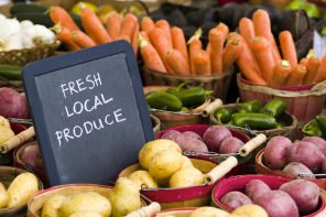 BUYING LOCAL ON THE RISE