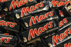 No More Mars Bars