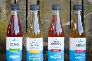 Organic Certification for Rene's Kombucha