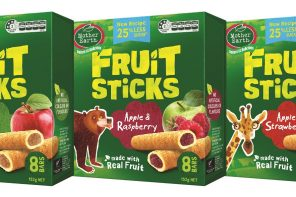 HEALTHY SNACKS IN HIGH DEMAND