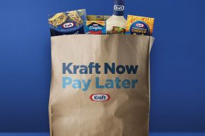 Kraft operate pop-up grocery store to support federal workers
