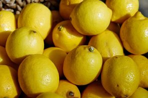 Australian lemon prices soar 300%.