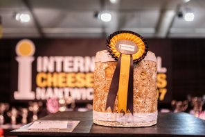 WORLD CHEESE AWARDS HELD IN ITALY