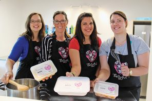 NEW MUMS SET TO BENEFIT FROM FOOD GRANT